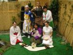 Inuyasha Group Cosplay II by vanessa1775