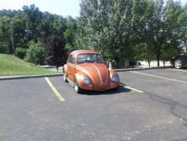 My 1965 VW beetle by BackMasker