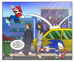 My Reaction to Super Mario Odyssey by BJSinc