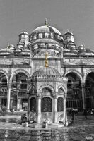 Mosque by sinanrby