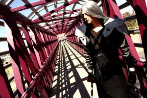 Sephiroth III by alsquall