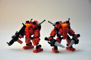 Hellion Officers by MittenNinja