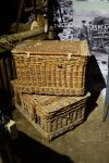 DSC 0171 Wicker Baskets by wintersmagicstock
