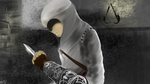 Assassin creed. Altair by Titanium-Zen