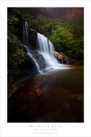 Wentworth Falls, Blue Mtns by MattLauder