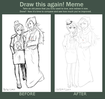 Improvement Meme by deliciosaBerry