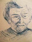 John Hurt / Ian McKellen / Old Steve Jobs by Loo1Cool