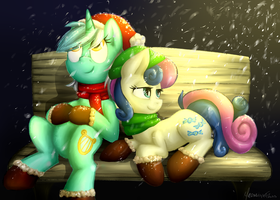 Merry Christmas by MoonlightFL