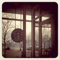 Jersey City Starbucks by stinaaaaa
