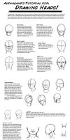 Drawing Heads: Tutorial by AlenaLane