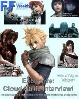 Final Fantasy Weekly Cover by Tifa-feat-Reno
