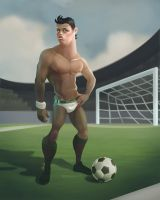 Cristiano Ronaldo s Uniform by erykh