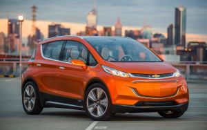 2015 Chevrolet Bolt EV Concept by ThexRealxBanks