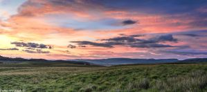 Sundown over Skye by Pistolpete2007