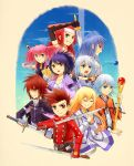 Tales of Symphonia by anocurry