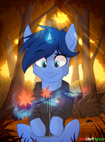 Autumn by RedchetGreen
