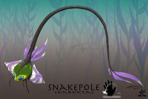 Snakepole by Creature-man