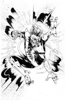 McCoy Nightcrawler - lorez by JeffGraham-Art