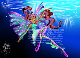 Sirenix Fairy of Andros by Galistar07water