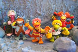 Comic Spain Fraggles by WozzaFraggle