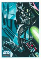 Darth Vader by JohnHaunLE