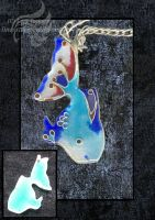Cloisonne Fish by LRJProductions