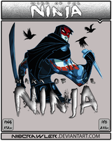 Mark Of The Ninja Icon v2 by Ni8crawler