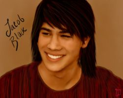 Jacob Black by leafanbu