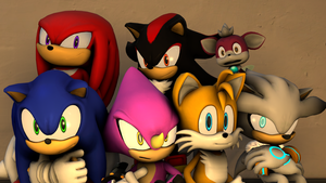 Meet The Greasers by Tesla-That-Hedgehog