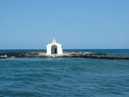 Church on the Ocean by devilpenguin666