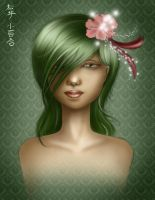 Floral Intense II by sahdesign