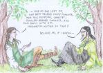 Fellowship of Unrequited Lovers by noleme