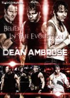Dean Ambrose Evolution by VigielGraphics by vigielgraphics