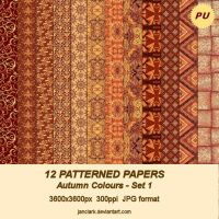 PatternedPapers-Autumn-Set1-JC by janclark