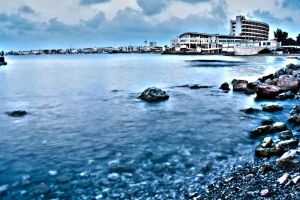New Shores by NourhanB