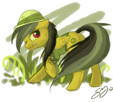 Daring Do by probablyfakeblonde