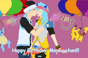 Happy_BDay_Menou_Endy copy by Shimgu