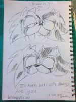 Mini Sonadow comic page4 Last by hellosonikku10