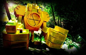 League of Legends - Blitzcrank by d-slim