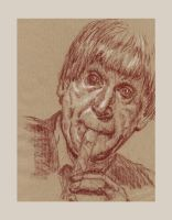 2nd Doctor - Patrick Troughton by rhizin