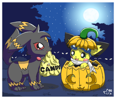 Gimme Candy by pichu90