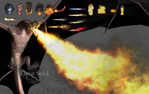E-S Dragon fire II by Elevit-Stock
