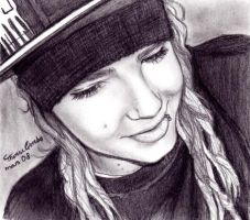 Tom Kaulitz by devianiac