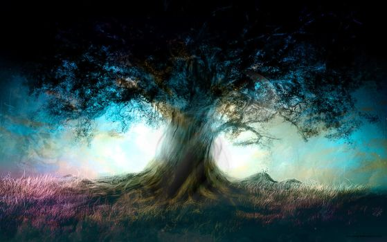 Tree of life by kowalskyrie