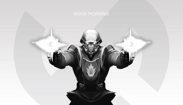Starlord greeting by airoliv