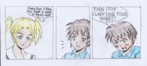 Stop Clapping by Inventor757