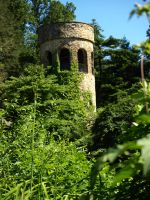 Chimes Tower 6 by Dracoart-Stock