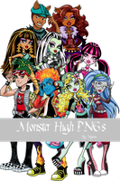 Monster High PNG by Nyssa-89