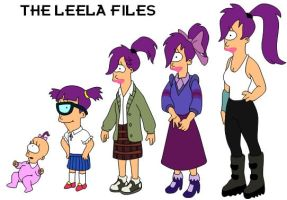 Since birth to now with Leela :) by ChrisNext