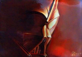 darth vader 1 by ozzone